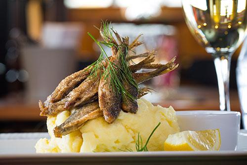 Kalaruokaa Helsingistä - Weeruska on myös loistava kalaravintola